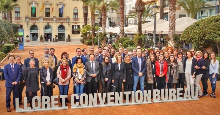 El Lloret Convention Bureau arriba als 10 anys havent consolidat la destinació en aquest mercat