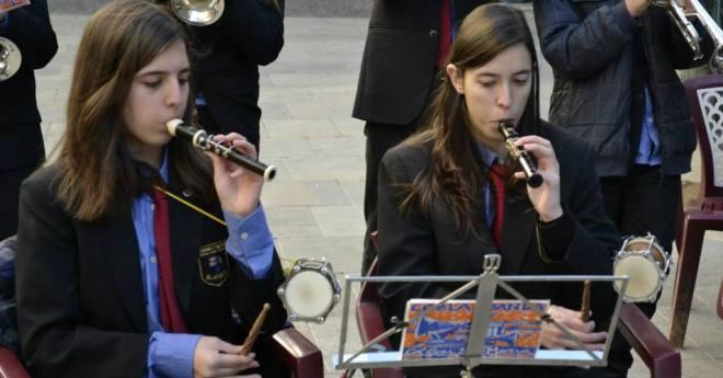 Cristina Mir i Bàrbara Ardanuy actuen avui a l'església