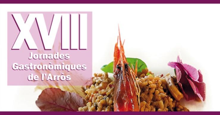 Últim dia de les jornades gastronòmiques de l'arròs, aquest dijous 31 de maig