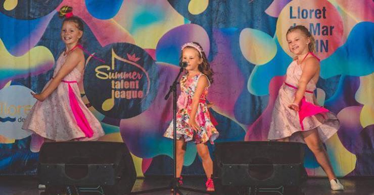 El Festival Summer Talent League porta a Lloret de Mar més de 200 infants i joves dels països de l'est