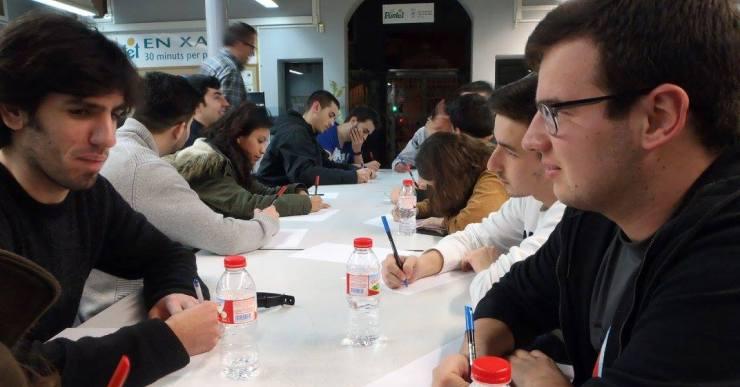 PdePa, Girasol, Baby One i KetsApp, participants de la 3a Hackató del Puntet