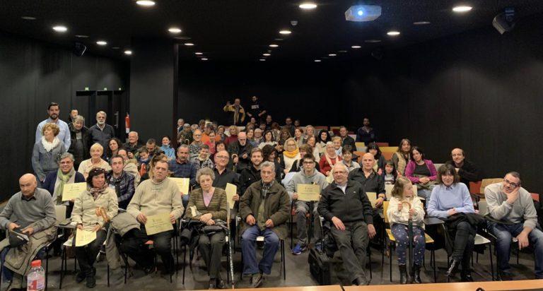 Lluís Riera guanya la categoria popular del concurs de pessebres a la llar de Lloret de Mar