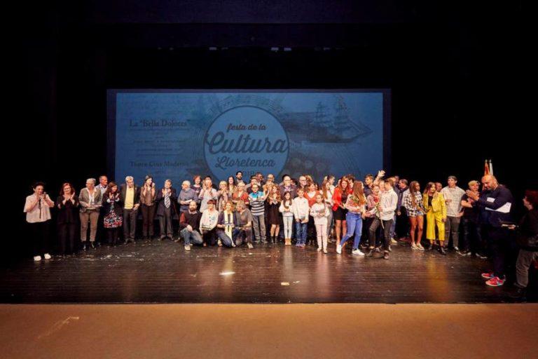 La Festa de la Cultura se celebra amb els premiats del 2020 i 2021