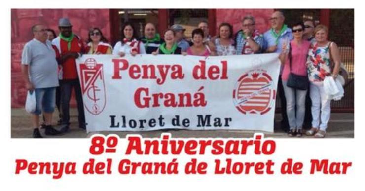 Unes 200 persones assistiran al sopar de celebració del 8è aniversari de la Penya del Graná