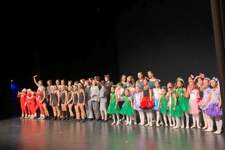 """Bons resultats de l'Acadèmia Alira en el concurs de dansa """"Baix Montseny"""""""