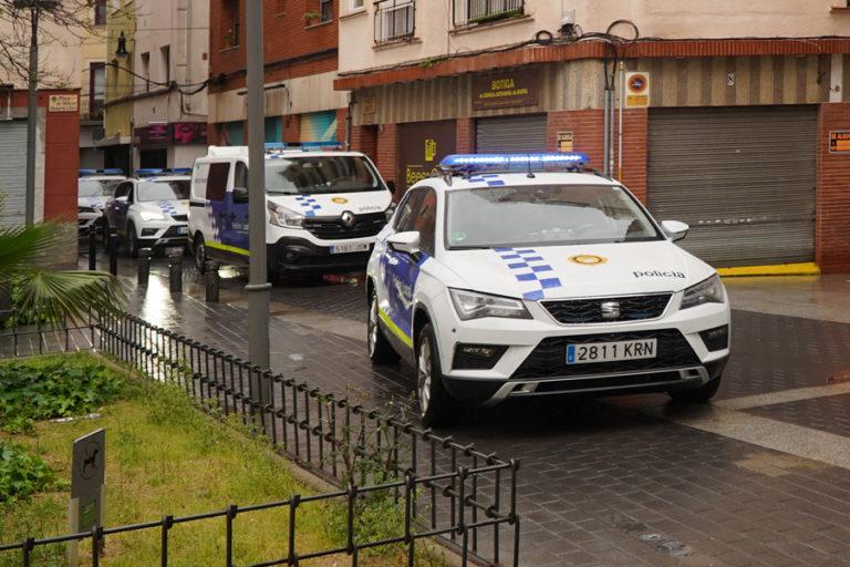 La Policia Local de Lloret investiga una festa il·legal amb més de 40 persones