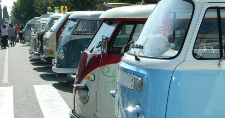 Uns 200 Volkswagen clàssics passaran la tarda de dissabte a Lloret de Mar