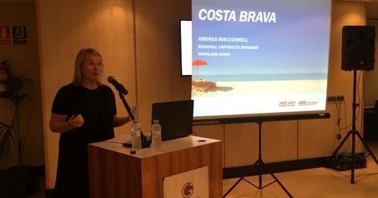 Jet2Holidays mantindrà els 22 vols setmanals a la Costa Brava