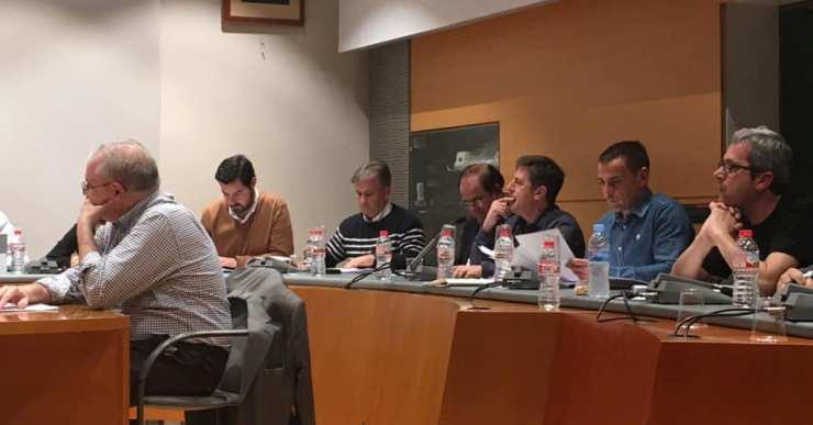 Antonio Lorente es reincorpora a la política municipal després d'11 mesos de baixa