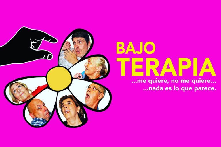 'Bajo Terapia', l'aportació lloretenca en la programació d'aquesta primavera al Teatre
