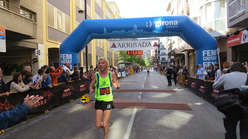 Blanco dedica la victòria de Girona a Tito Vilanova