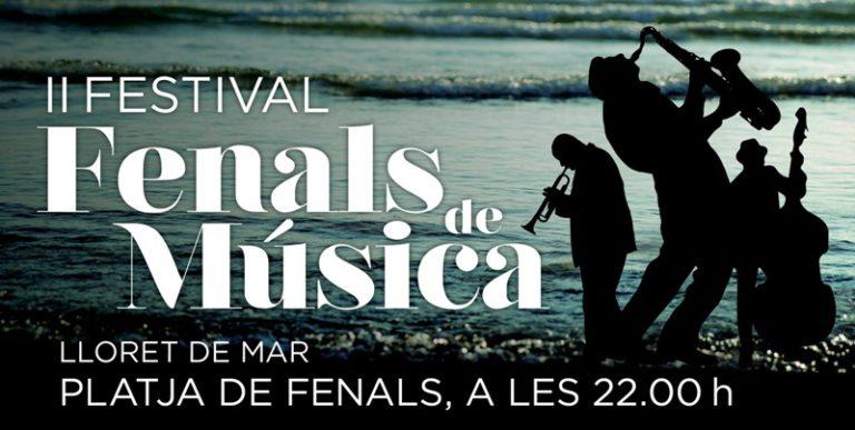 El cicle Fenals de Música aglutina diferents estils musicals a la platja de Fenals