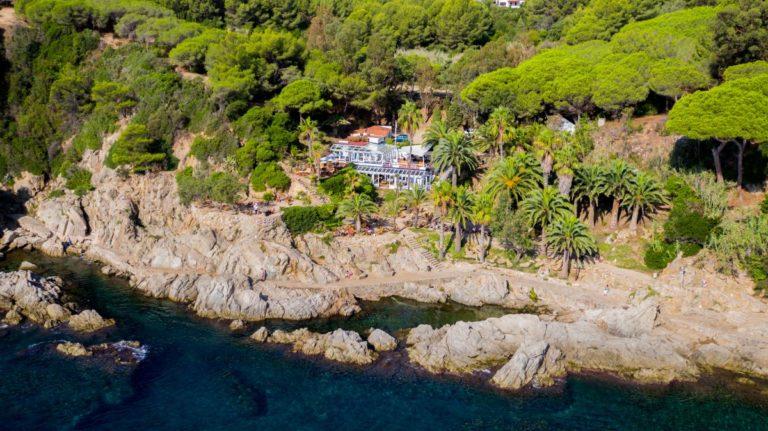 Acord amb l'Ajuntament per adquirir una part del camí de ronda entre Fenals i la platja de Lloret de Mar