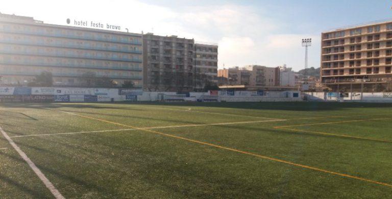 """El Club de Futbol Lloret jugarà contra el Llagostera """"B"""" en la presentació dels equips de l'entitat"""
