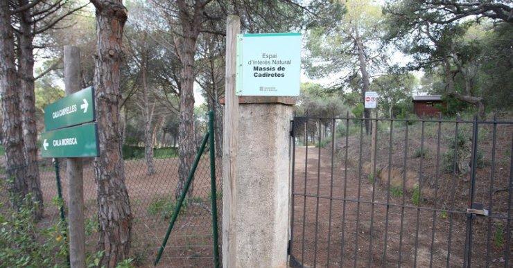 El TSJC dona la raó a l'Ajuntament i obliga els amos de Can Juncadella a obrir el camí de ronda
