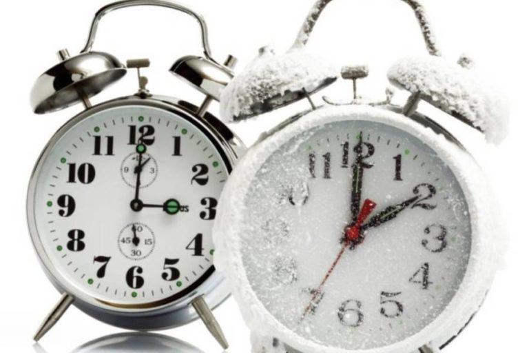 La matinada d'aquest dissabte a diumenge, cal endarrerir una hora el rellotge