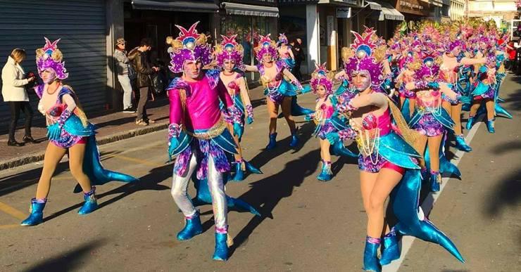 Les escoles faran tres rues pels carrers de Lloret el divendres de Carnaval