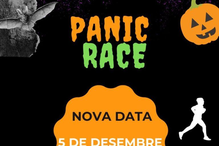 La Panic Race canvia de data i es farà el 5 de desembre
