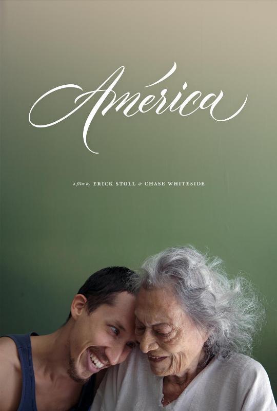 Cartell del film America cineclub Adler