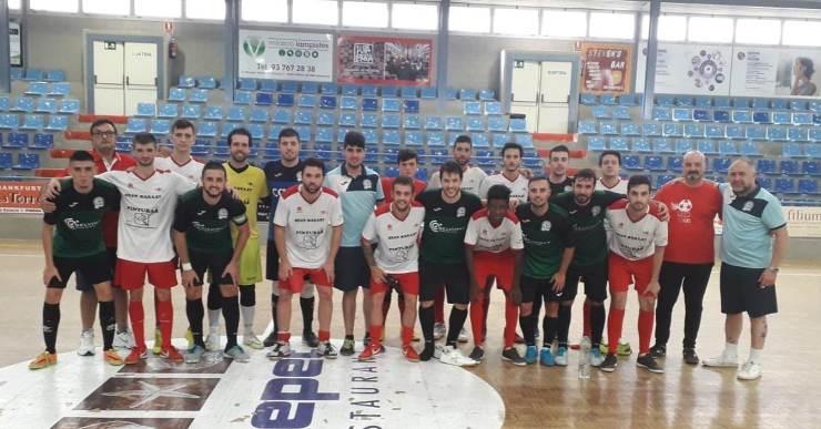 El Club Futbol Sala Lloret i el Lloret Esportiu Futbol Sala obren la temporada aquest cap de setmana