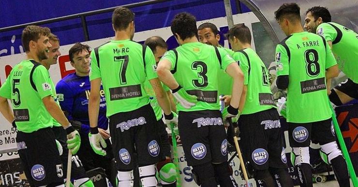 El Club Hoquei Lloret vol que l'OK Lliga tingui un format de competició de dos grups de vuit equips