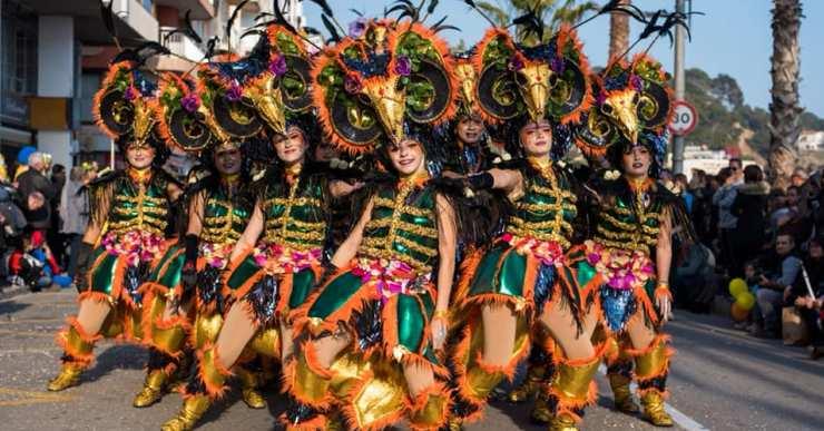 La colla Encantats de Lloret participarà al Carnaval d'estiu de Tossa de Mar
