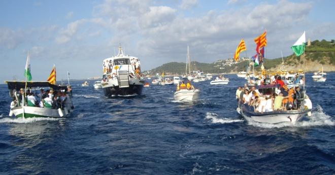Aquest matí s'han començat a vendre els tiquets per anar en vaixell a Santa Cristina