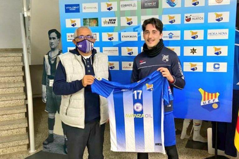 El lloretenc Dani Gómez fitxa pel Figueres de Tercera Divisió