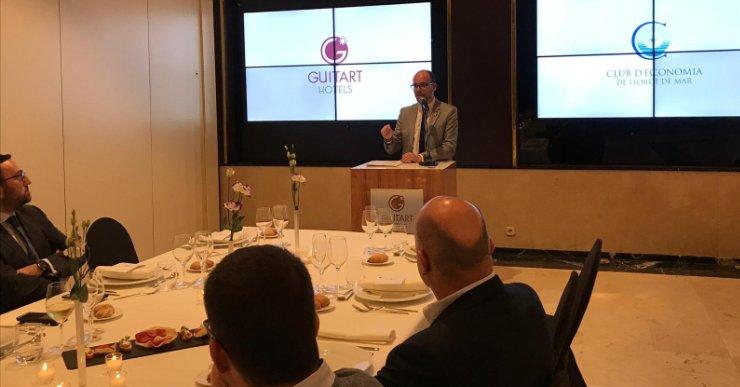 El director de l'Agència Catalana de Turisme diu que cal aconseguir més turistes de qualitat