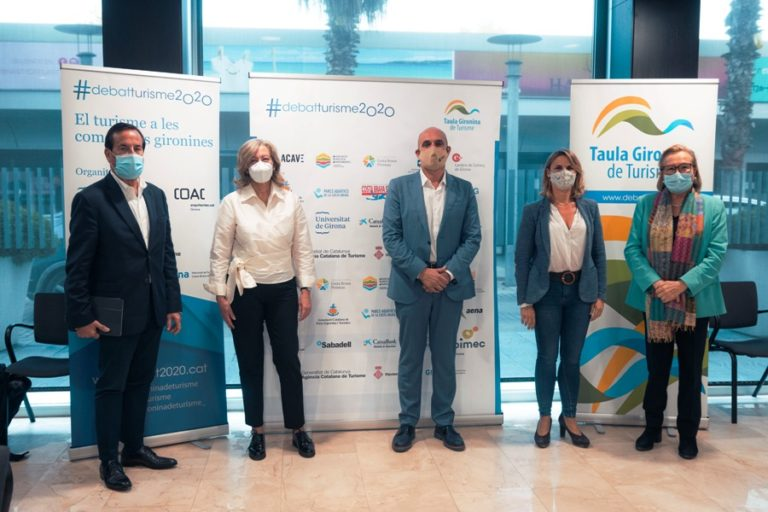 La Taula Gironina de Turisme organitza un debat electoral virtual