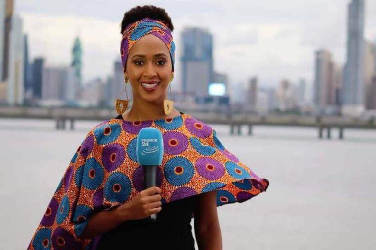 Trobada virtual de Buba Junior amb la periodista Edna Liliana
