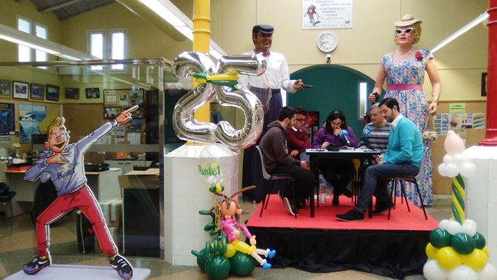 El Puntet celebra els 25 anys amb una sèrie d'activitats sorpresa obertes a tothom