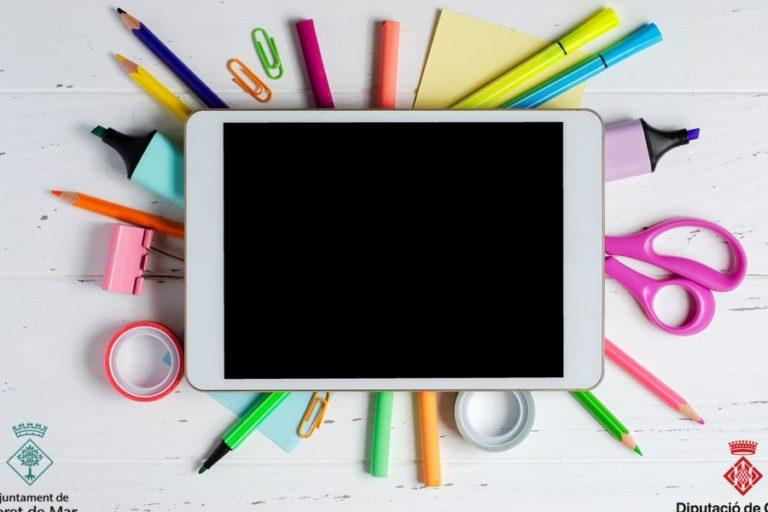 Lloret obté una subvenció de 4.800 euros per comprar tauletes digitals als alumnes