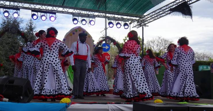Arriba la Feria de Abril de Lloret, amb una processó, una missa rociera i diverses actuacions