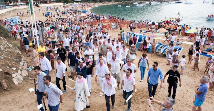 Esgotats els tiquets per anar amb vaixell a Santa Cristina el dia de Festa Major, 24 de juliol