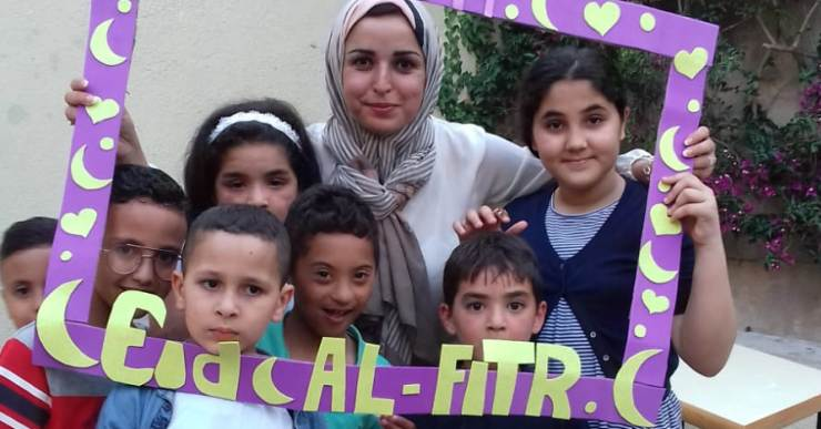 La comunitat musulmana posa punt i final al Ramadà, amb una festa oberta a tothom
