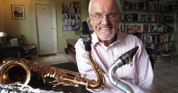 L'ESMUC homenatja el músic holandès afincat a Lloret Harry Sparnaay, que va morir el 2017
