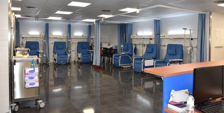Bones valoracions del primer any del nou Hospital de Dia de Blanes, que ha guanyat en comoditat pels pacients