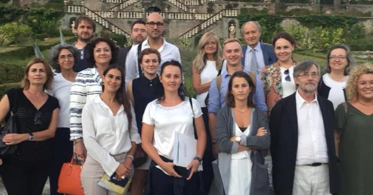 El II Fòrum Europeu de Jardins Històrics prepara la candidatura a Itinerari Cultural
