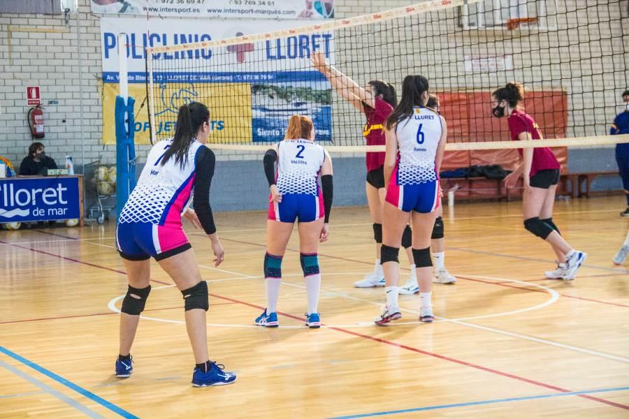 Club Voleibol Lloret (Joan Delgado)