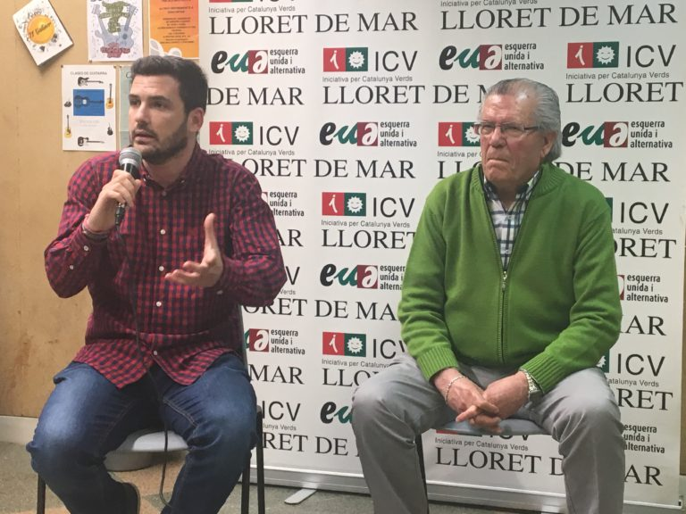 "Eduardo Garzón, economista: ""Les pensions estan garantides per a futures generacions"""