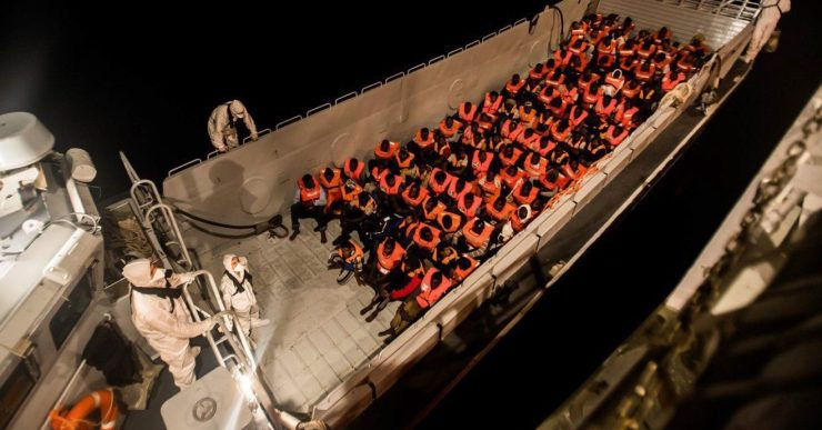 Lloret s'ofereix per acollir part dels refugiats que arribin a bord del vaixell Aquàrius