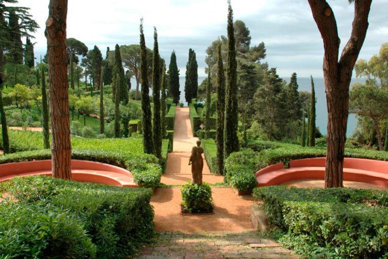 La ruta de jardins històrics, impulsada per Lloret, es converteix en Itinerari Cultural Europeu