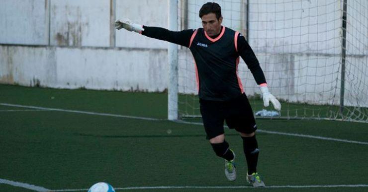 El porter Jaume Prado deixa el futbol després de 26 temporades