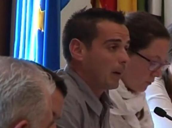 Joan Bernat explica perquè dimiteix de l'executiva