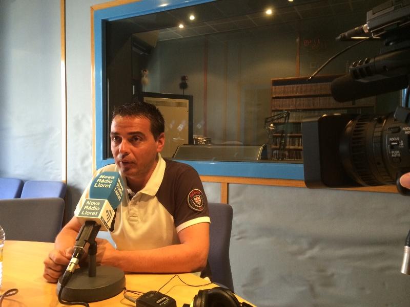 Joan Bernat deixa el seu càrrec en el Consell Comarcal de la Selva