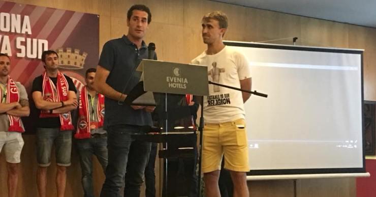Marc Muniesa seguirà al Girona, mentre que Jordi Balcells se'n va al Sevilla
