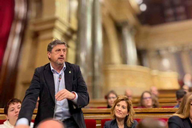 Jordi Orobitg tornarà a formar part de la llista d'ERC a Girona a les eleccions al Parlament