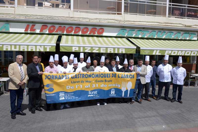 Els restauradors esperen servir 3.000 menús a les Jornades de l'Arròs
