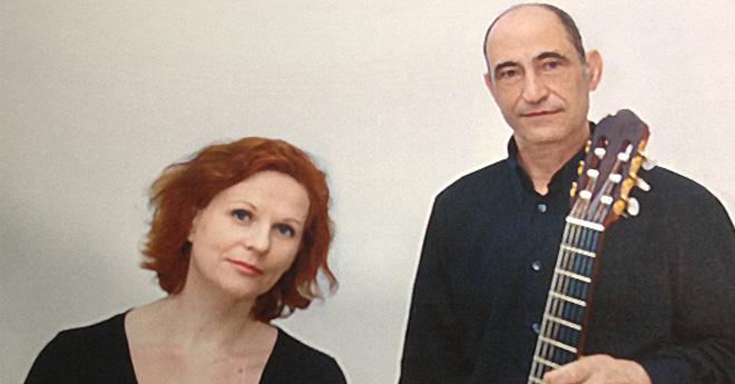 Josep Soto i Tamara Alexeeva actuen avui a l'església parroquial